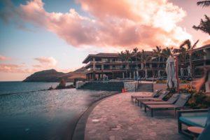 covid : hotel de luxe