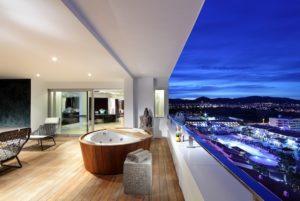 prestation hôtel de luxe